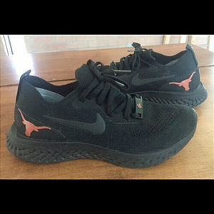 NIKE TEXAS LONGHORNS ATHLETIC RUNNING SHOES Size 7